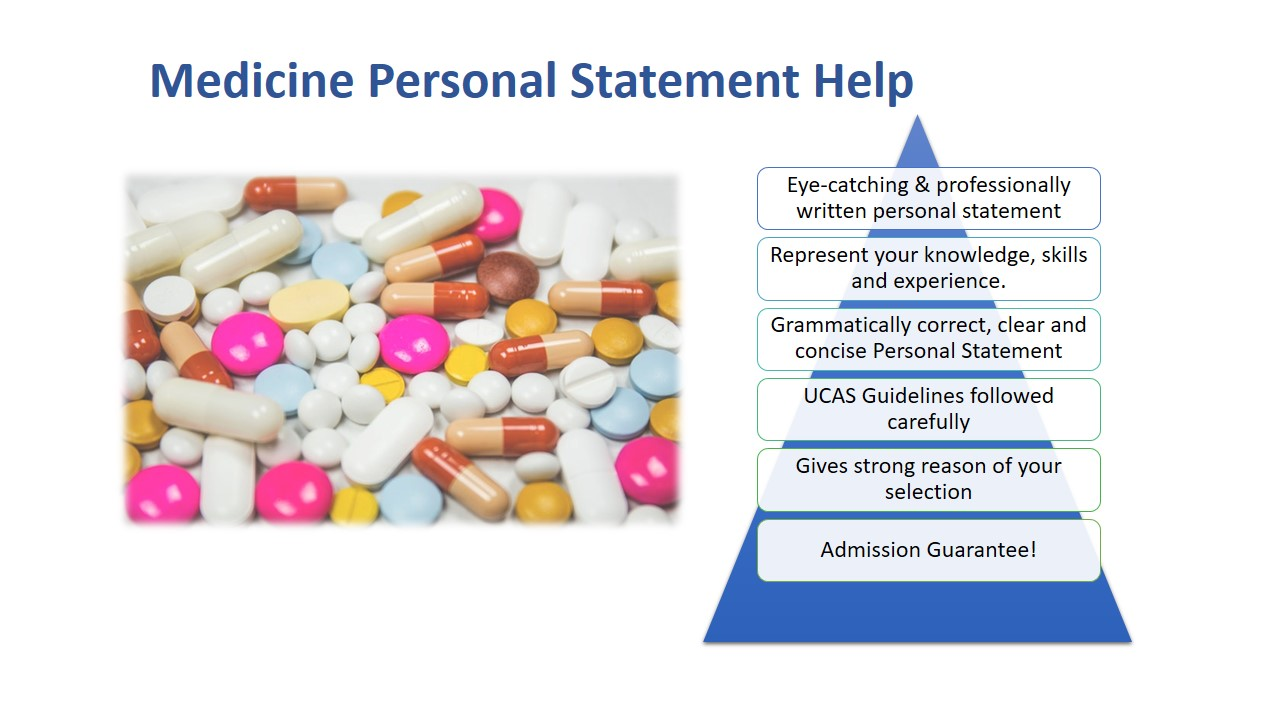 Medical school personal statement examples youtube.