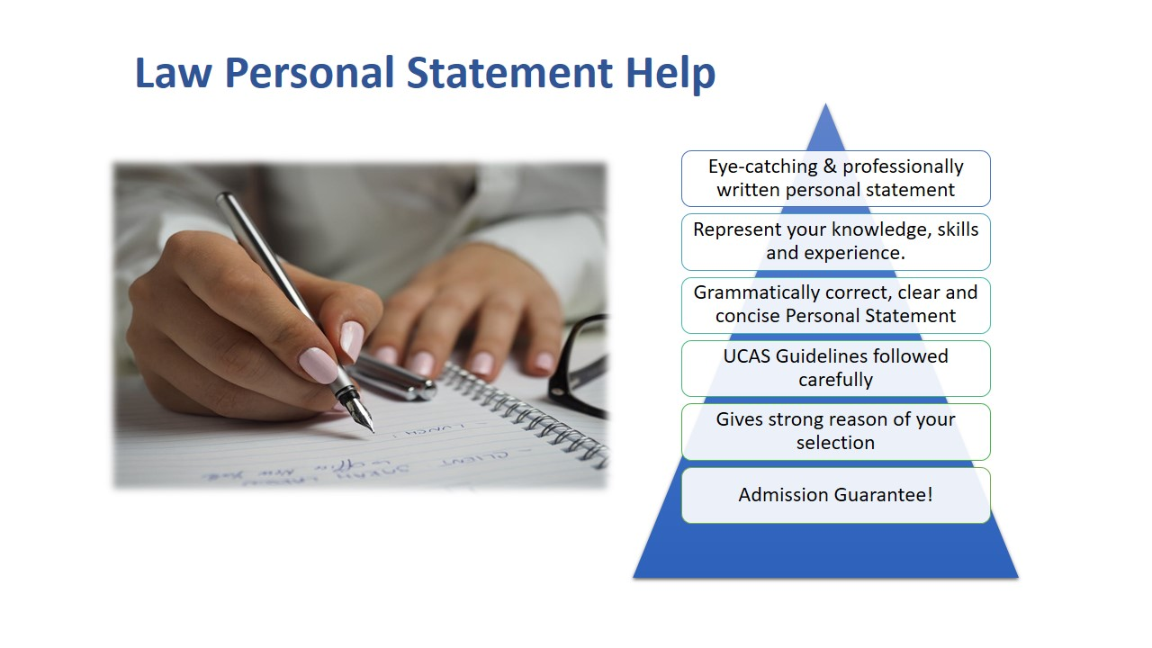 law personal statement writer guaranteed admission how our law personal statement service can get you an admission